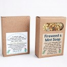 Fireweed & Mint Soap