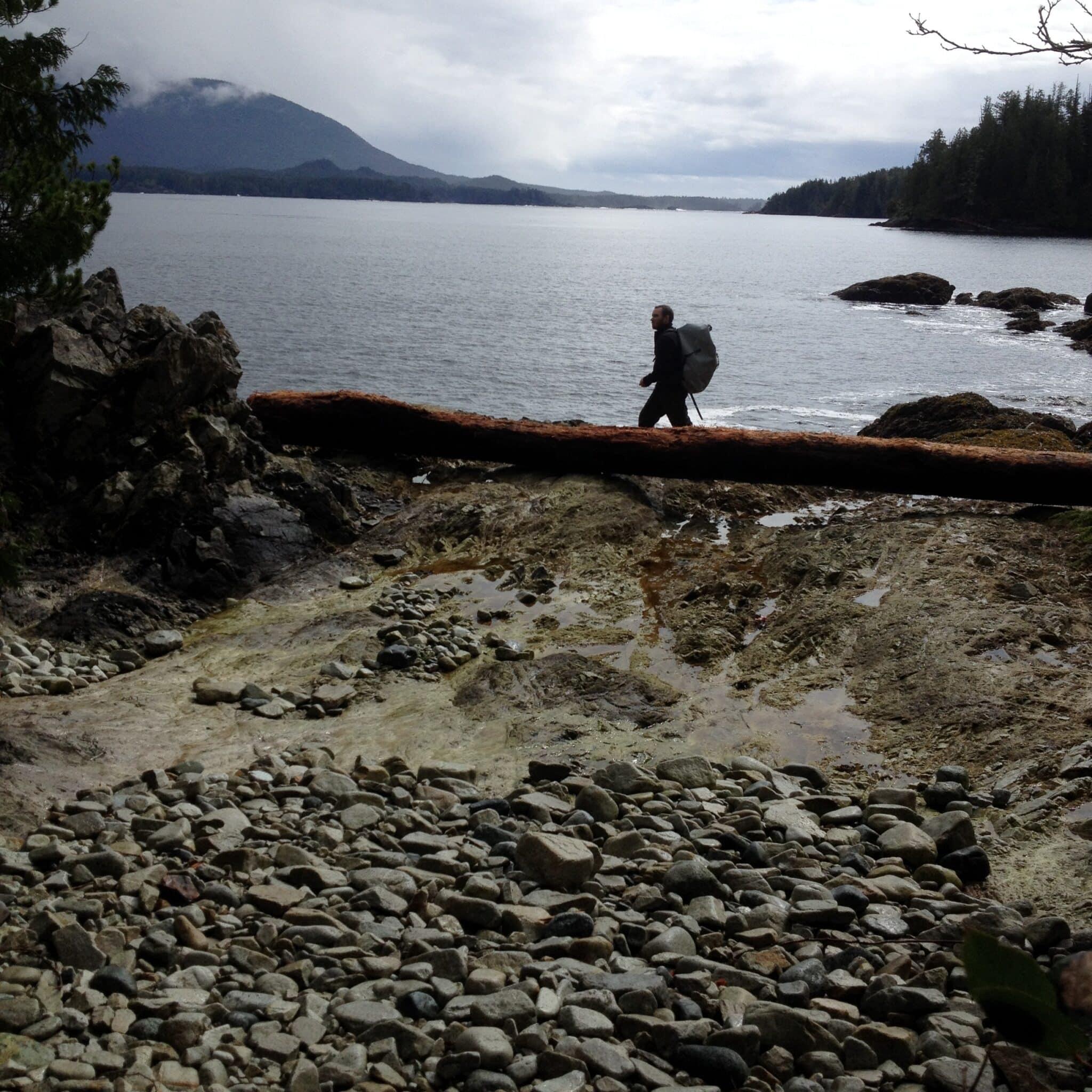 Coastal Foraging In Northern BC